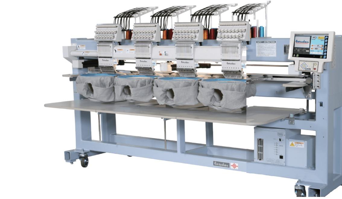 bordadora industrial