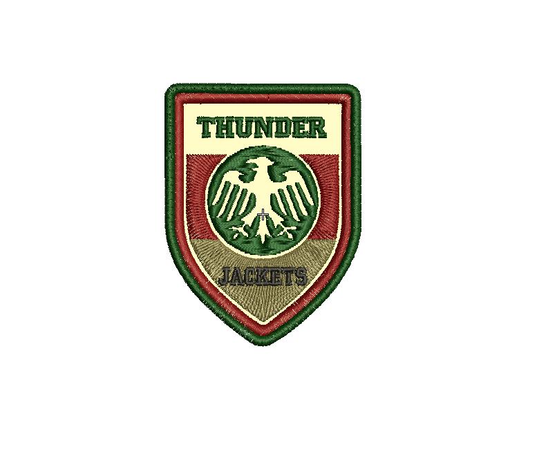 logo thunder