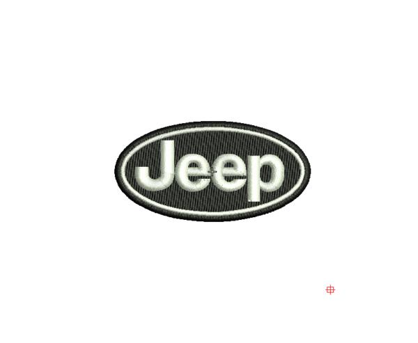 bordado jeep