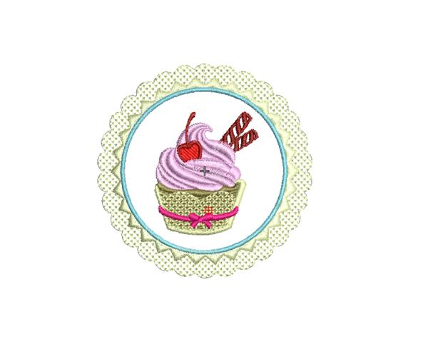 Bordado cakes